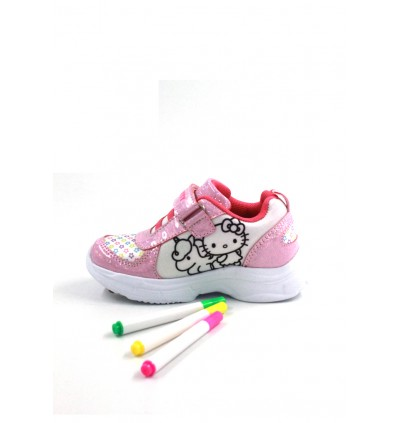 Hello Kitty Sporty HK24-005 Pink