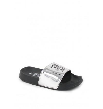 Mickey Slipper MK84-021 Silver