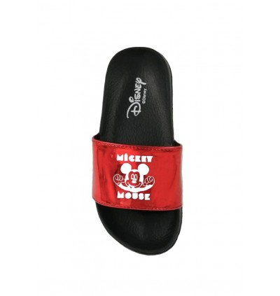 Mickey Slipper MK85-022 Red