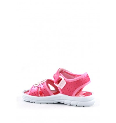 Hello Kitty Sandal HK73-008 Raspberry