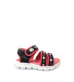 MIKOKO Sporty Sandal KK63-002 Black