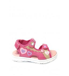 Pallas x Mikoko Sandal KK63-001 Raspberry