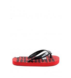 Pallas x Mickey Slipper MK85-019 Red