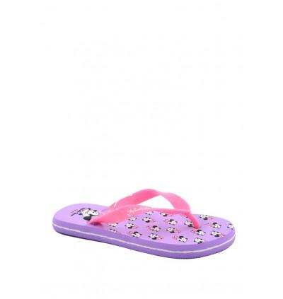 Mickey Slipper MK84-020 Purple