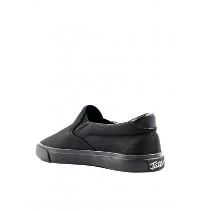Pallas School Shoe Jazz Slip On 205-0197 2nd