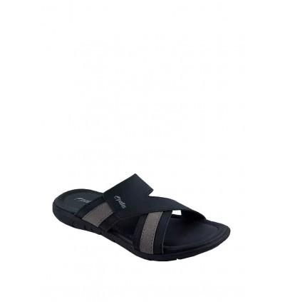 Pallas Freetime Slipper 717-0804 Black