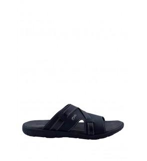 Pallas Freetime Slipper 717-0806 Black