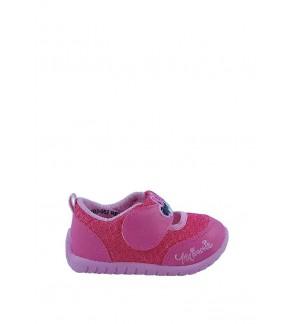 Pallas x Minnie Casual Shoes MK03-052 Raspberry