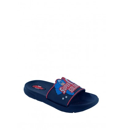 Spider-Man Slipper MV82-005 Black