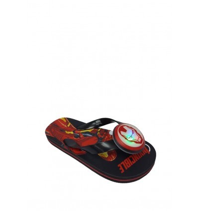 Spider-Man Slipper MV82-006 Black