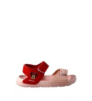 Pallas x Minnie Sandal MK63-043 Peach