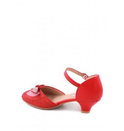 Minnie Dress Sandal MK74-032 Red