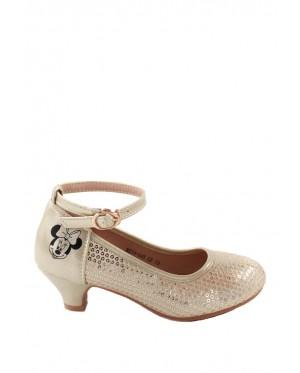 Minnie Dress MK54-045 Gold