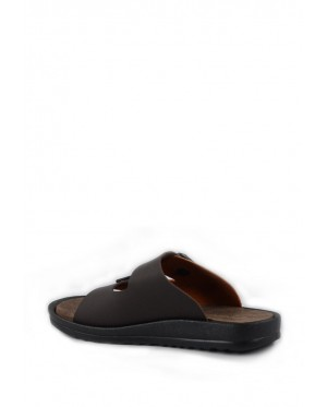 Pallas Freetime Slipper 715-0215 Dark Brown