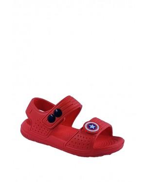 Pallas x Marvel Avengers EVA Sandals MV62-001 Red