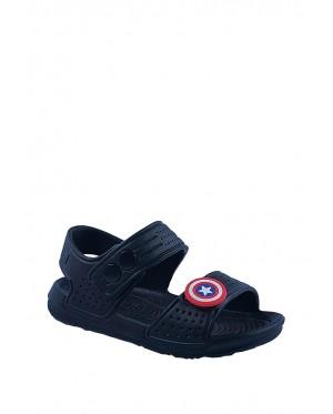 Pallas x Marvel Avengers EVA Sandals MV62-001 Black