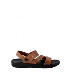 Pallas Freetime Sandal 617-0124 Ligth Brown
