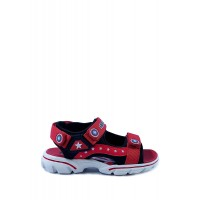 Pallas x Avengers Sandal MV65-002 Red
