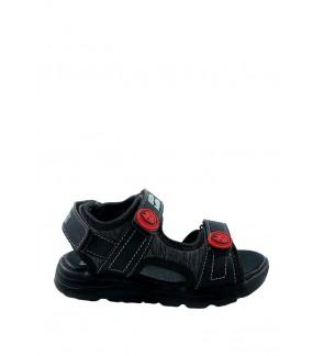 Pallas x Avengers Sandal MV62-007 Black
