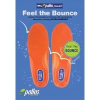 Pallas Arch Support Insole PI02/03/04/05-001 Orange