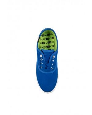 Pallas Jazz Star Lo Cut Shoe Lace 405-032 Blue