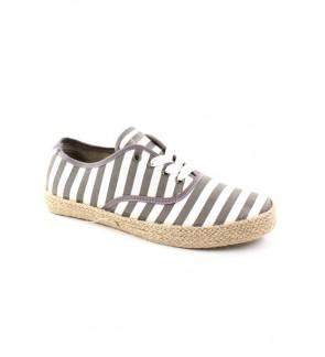 Pallas Jazz Star Lo Cut Shoe Lace JS06-035 Grey