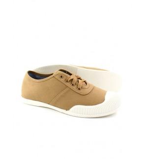 Jazz Star Lo Cut Shoe Lace JS06-036 Light Brown
