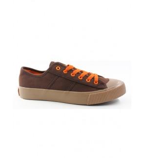 Pallas Jazz Star Lo Cut Shoe Lace 407-0321 Brown