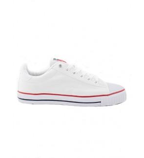 Pallas Rejam Lo Cut Shoe Lace RJ07-001 White