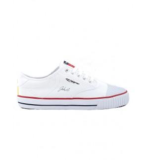 Pallas Rejam Lo Cut Shoe Lace  RJ07-002 White