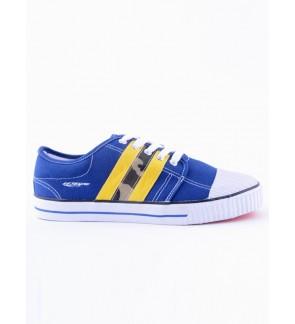 Pallas Rejam Lo Cut Shoe Lace  RJ07-003 Blue