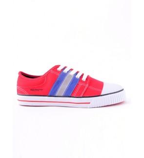 Pallas Rejam Lo Cut Shoe Lace  RJ07-003 Red
