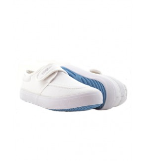 Pallas School Shoe Jazz Single Velcro Strap 204-031