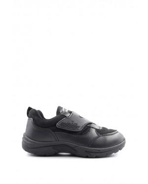 Pallas School Shoe Jazz Single Velcro Strap 205-0164