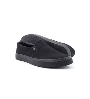 Pallas Jazz Slip On 407-0112 All Black