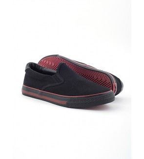 Pallas School Shoe Jazz Slip On 205-0171