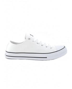 Pallas School Shoe Jazz Star Lo Cut Shoe Lace 307-196