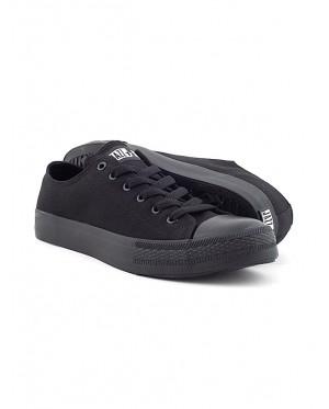 Pallas School Shoe Jazz Star Lo Cut Shoe Lace 407-196