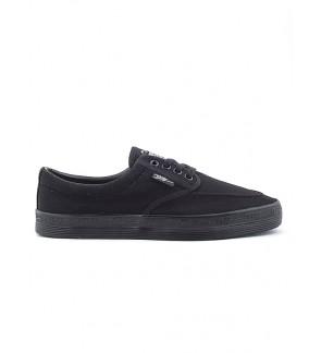 Pallas School Shoe Jazz Lo Cut Shoe Lace 407-001 ABK