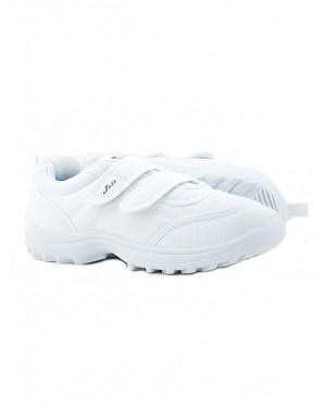 Pallas School Shoe Jazz Double Velcro Straps 306-0182