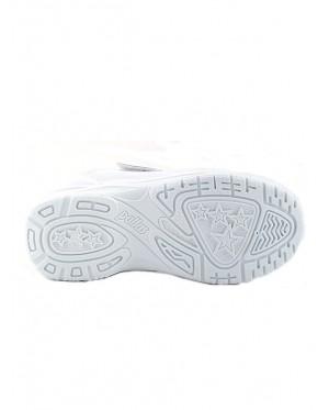 Pallas School Shoe Jazz Single Velcro Strap 205-0181