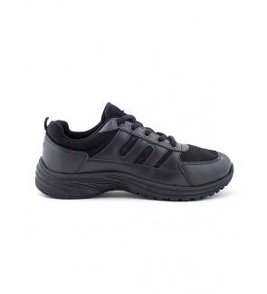 Pallas School Shoe Jazz Lo Cut Shoe Lace 306-0169 Black