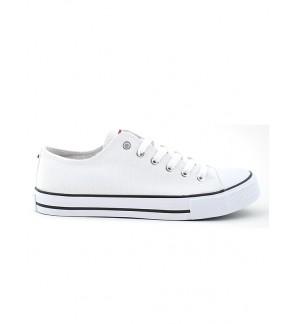 Pallas X Series Lo Cut Shoe Lace PX37-004 White