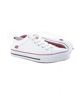 Pallas X Series School Shoe Lo Cut Shoe Lace PX37-105