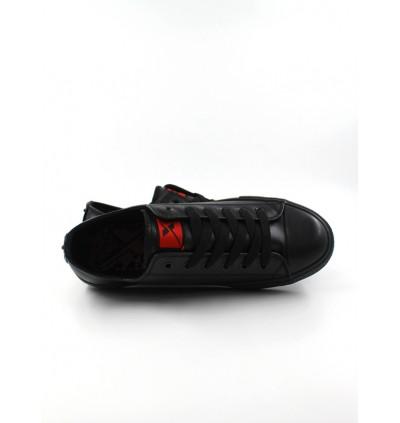 Pallas X Series School Shoe Lo Cut Shoe Lace PX37-012