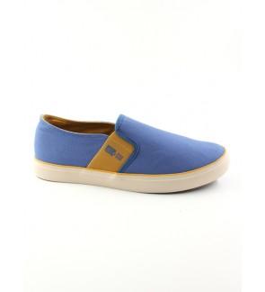 Pallas Jazz Slip On 407-0322 Blue