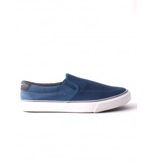 Pallas Jazz Slip On 407-0314 Blue