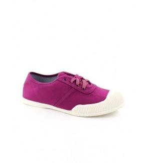 Pallas Jazz Star Lo Cut Shoes Lace JS06-036 Purple