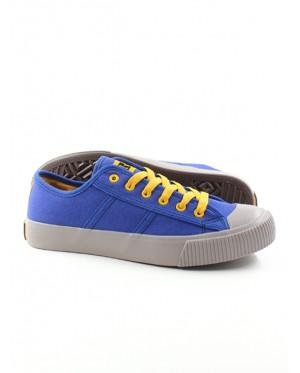 Jazz Star Lo Cut Shoe Lace 407-0321 Blue