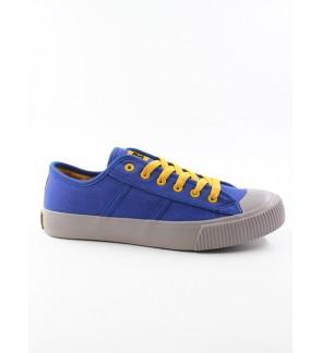 Pallas Jazz Star Lo Cut Shoes Lace 407-0321 Blue
